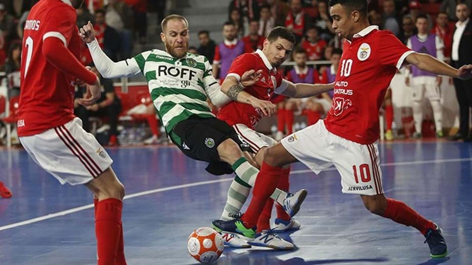 CMTV transmite Taça de Portugal - Futsal - Jornal Record 61bcfe9db2ed4
