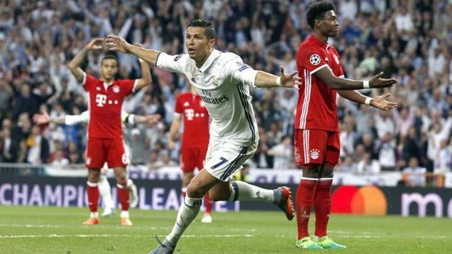 Ronaldo frente à  vítima  favorita  o Bayern Munique que se cuide ... d2d0330d99ba6