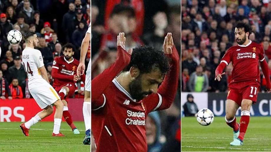 Avançado do Liverpool com números dignos... de Cristiano Ronaldo e Lionel  Messi 7998062a30343