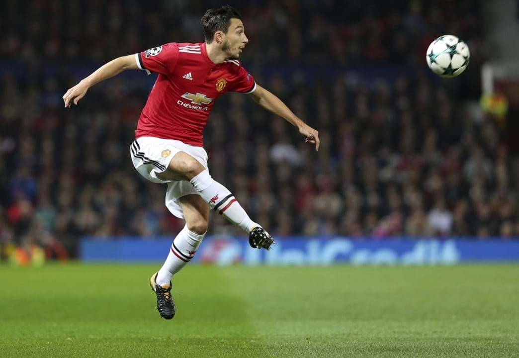Matteo Darmian (Man. United)