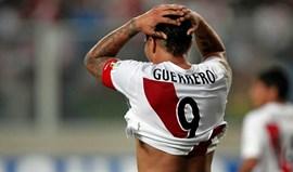 TAS amplia suspensão de Paolo Guerrero e capitão peruano falha o Mundial