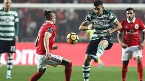 Sporting-Benfica: Milhões em jogo no dérbi