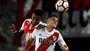 Colón Santa Fé-River Plate: Millonarios moralizados