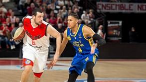 Boulazac Basket-JL Bourg Basket: Fases opostas em confronto