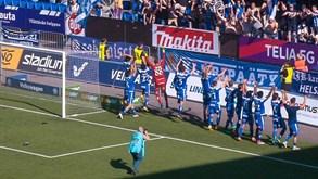 HJK Helsínquia-Seinajoen JK: Acerto de calendário na Finlândia