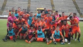 Atlético Huila-Atlético Nacional: Arrancam as meias-finais do Apertura colombiano