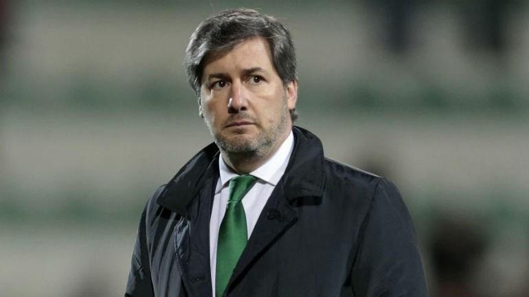 Sporting Nega Carta Branca De Bruno De Carvalho A Agressoes