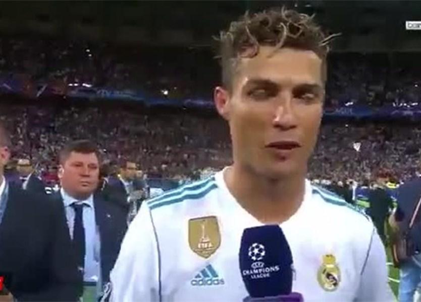 As declarações de Ronaldo que estão a agitar o Mundo do futebol - Vídeos -  Jornal Record 00eaf4f4b22bd