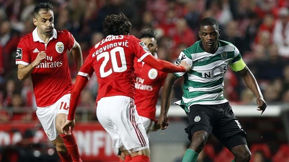 Bilhetes para Alvalade ainda não esgotaram - Benfica - Jornal Record 3fc3d1b36a9f6