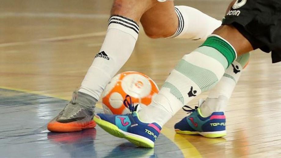 7ea38b04fecf1 Eléctrico garante subida inédita à 1.ª Divisão - Futsal - Jornal Record