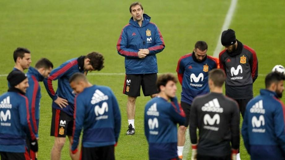 c9cdf62e37 Convocatória espanhola para o Mundial 18 sofre alterações - Espanha ...