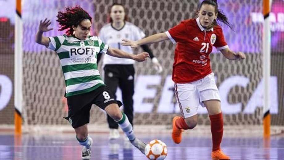 Benfica vence Sporting e garante presença na final da Taça de futsal ... 0097281d0b230