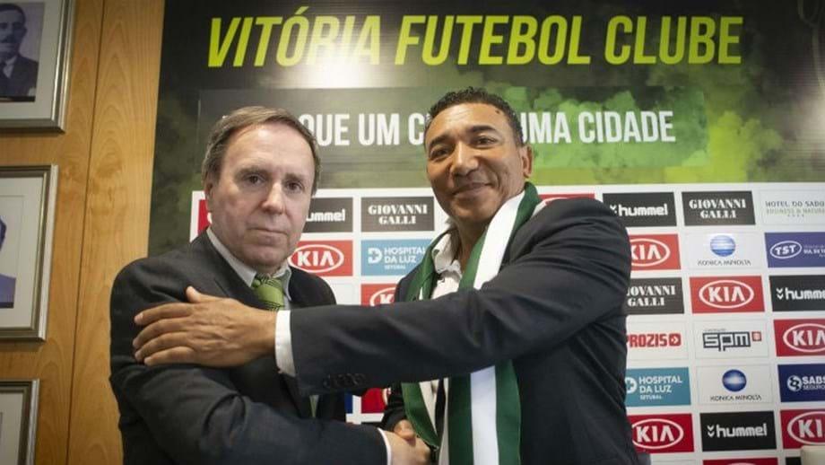 65097607ac Lito Vidigal  «Sempre ambicionei treinar o Vitória de Setúbal» - V ...