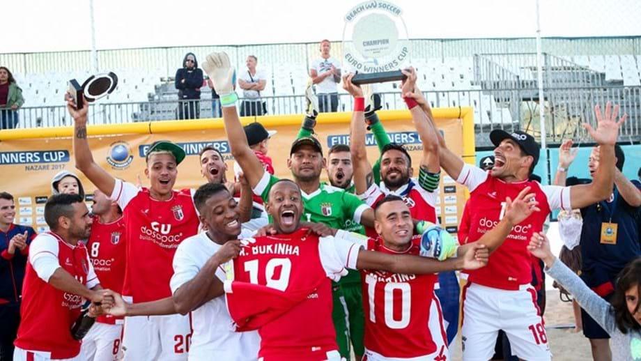 A fase preliminar da Euro Winners Cup antecede o arranque oficial da maior  competição de clubes 373b015eae693