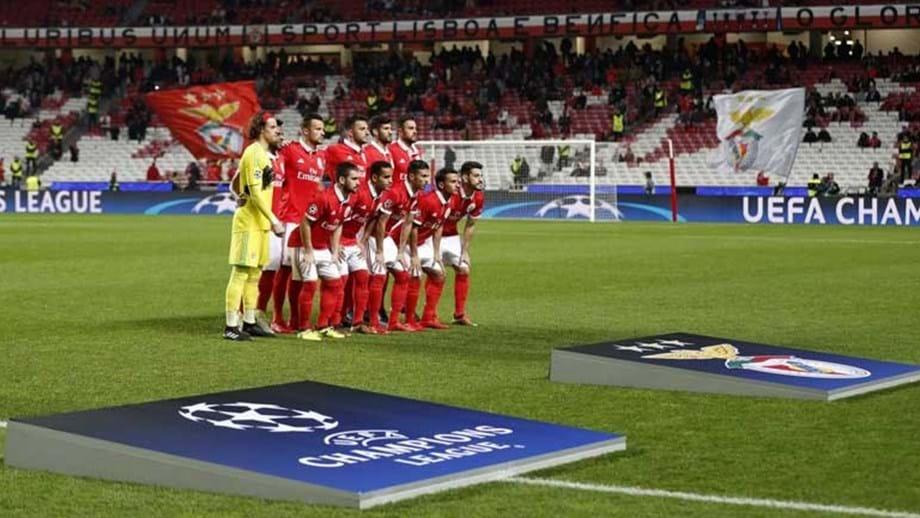 Benfica já conhece todos os possíveis adversários para a Champions ... 001ced3f937d3