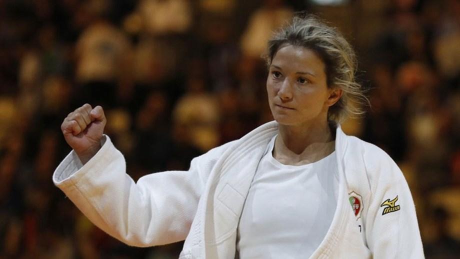 Telma Monteiro conserva lugar no top 10 do ranking - Judo