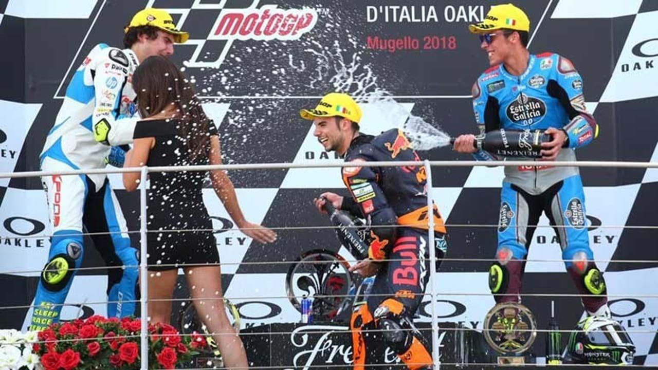 963152253036e Miguel Oliveira ganha GP Itália de Moto2 - Motociclismo - Jornal Record