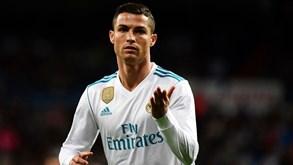 Cristiano Ronaldo deixa Real Madrid