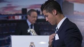 Ciúme, desrespeito e falta de empatia:  Florentino Pérez quase deixou de elogiar Ronaldo