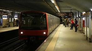 Metro de Lisboa aberto 24 horas no Santo António