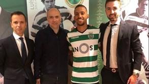 Bruno Gaspar: «Venho para o Sporting para fazer história»