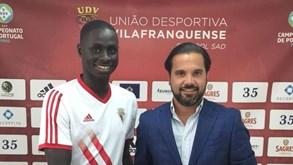 Vilafranquense contrata Janú Silva para o ataque