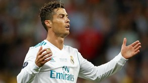 Real Madrid pede a Ronaldo que traga propostas
