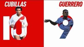 Mundial 2018: De que forma é que Paolo Guerrero se compara a Cubillas?