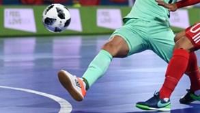 Yekaterinburg-MFk Tyumen: As emoções do futsal russo