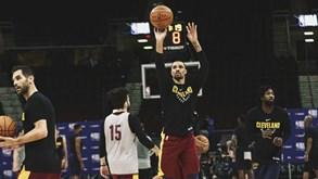 Cleveland Cavaliers-GS Warriors: O espetáculo da final tem mais um episódio
