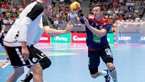 Suíça-Noruega: Joga-se a segunda mão do playoff