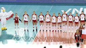 Polónia-Japão: Mais uma ronda na Liga das Nações