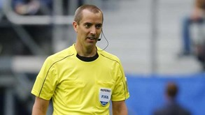 Norte-americano Mark Geiger dirige Portugal-Marrocos