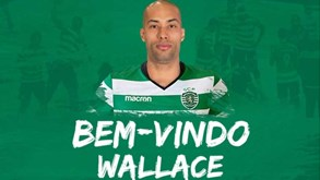 Wallace Martins reforça Sporting