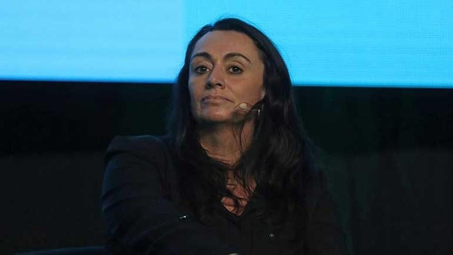 Elsa Judas, presidente da Comissão Transitória da Mesa da Assembleia Geral do Sporting