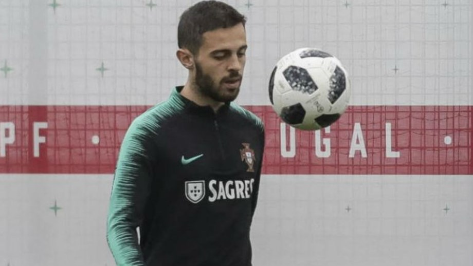 Bernardo Silva  «Espanha é favorita mas Portugal tem ambição de ... b4d0bbad62126