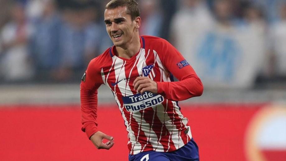 Griezmann anuncia continuidade no At. Madrid - Espanha - Jornal Record c559ff57700d8