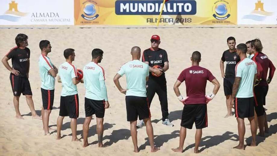 Portugal vence Japão e decide com Espanha o Mundialito - Futebol de ... 4caea6735db6d