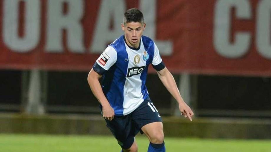 efa877a4a07 James Rodríguez recorda anos únicos no FC Porto - FC Porto - Jornal ...