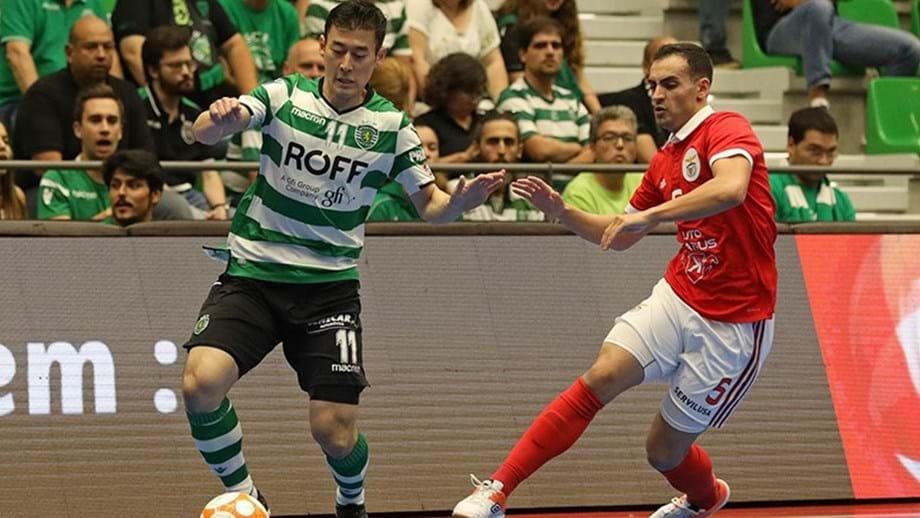 ed9ffff898 Palmarés do campeonato nacional - Futsal - Jornal Record