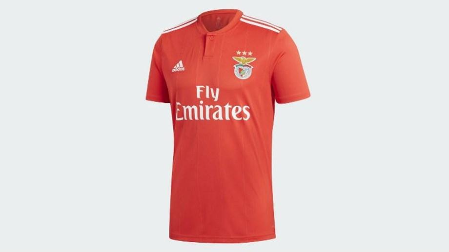 Esta é a camisola do Benfica para 2018 19 - Fotogalerias - Jornal Record b418d23981ee6