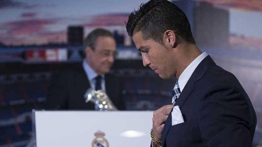 Ronaldo, Florentino