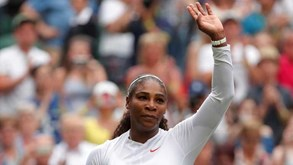 Serena Williams apura-se para a terceira ronda
