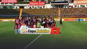 El Nacional-Delfín SC: Mais um duelo na liga do Equador