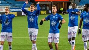 Molde FK-Valerenga IF: Futebol nórdico não pára