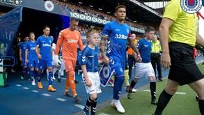 Shkupi Skopje-Glasgow Rangers: Continua a luta no acesso à Liga Europa