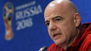 FIFA faz balanço extremamente positivo da arbitragem e do VAR