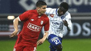 Standard Liège-Gent: Começa o campeonato belga
