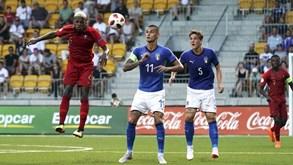 f4c15c5027 Águias dão os parabéns à Seleção Nacional de sub-19