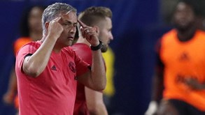 Manchester United-Real Madrid: À procura de nova identidade
